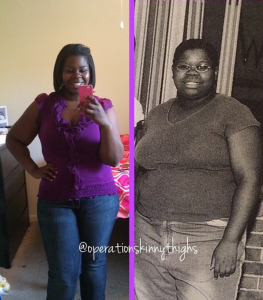 Tiffany ditched her excuses and lost 40 lbs. in the process
