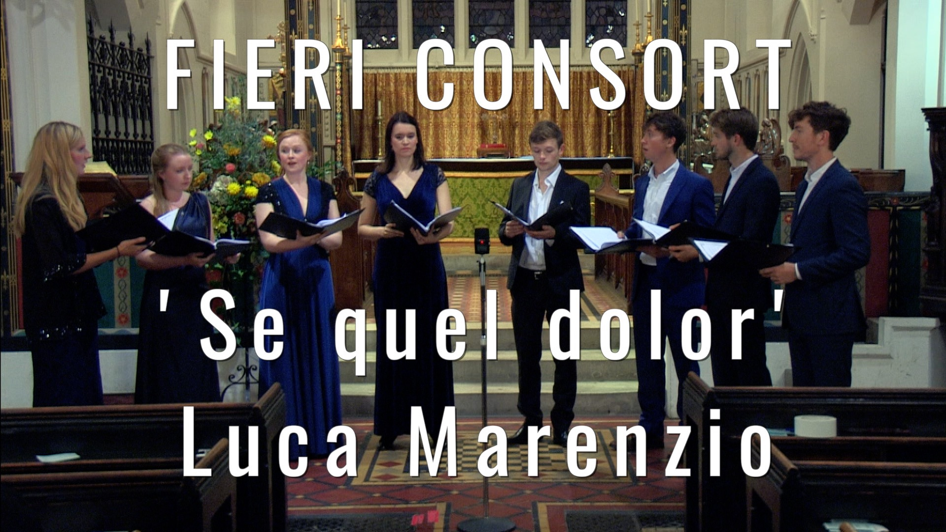 Fieri Consort  - Concert at Blackheath