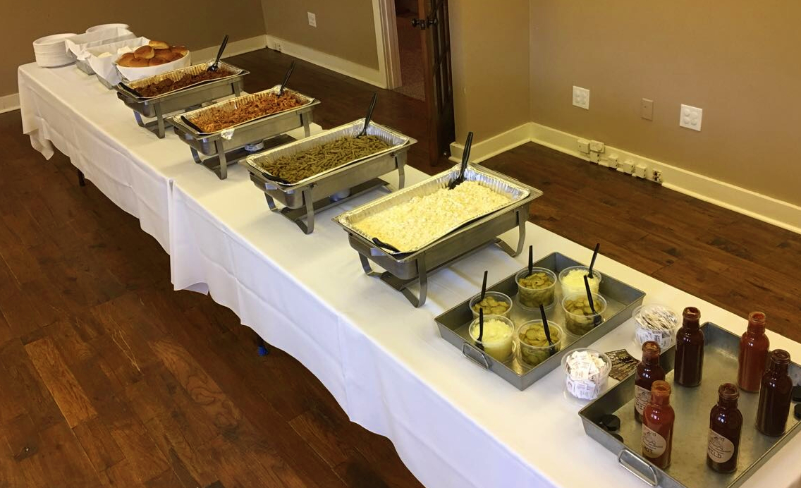 Louisville KY Wedding Catering