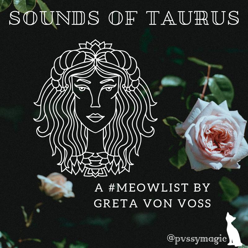 TAURUS #meowlist