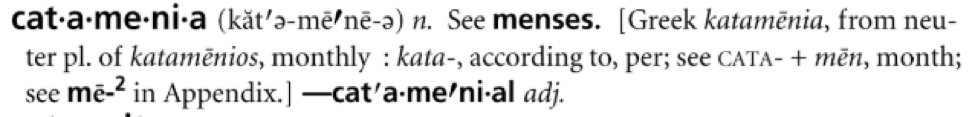 Source: The American Heritage Dictionary of the English Language 3rd ed Edition
