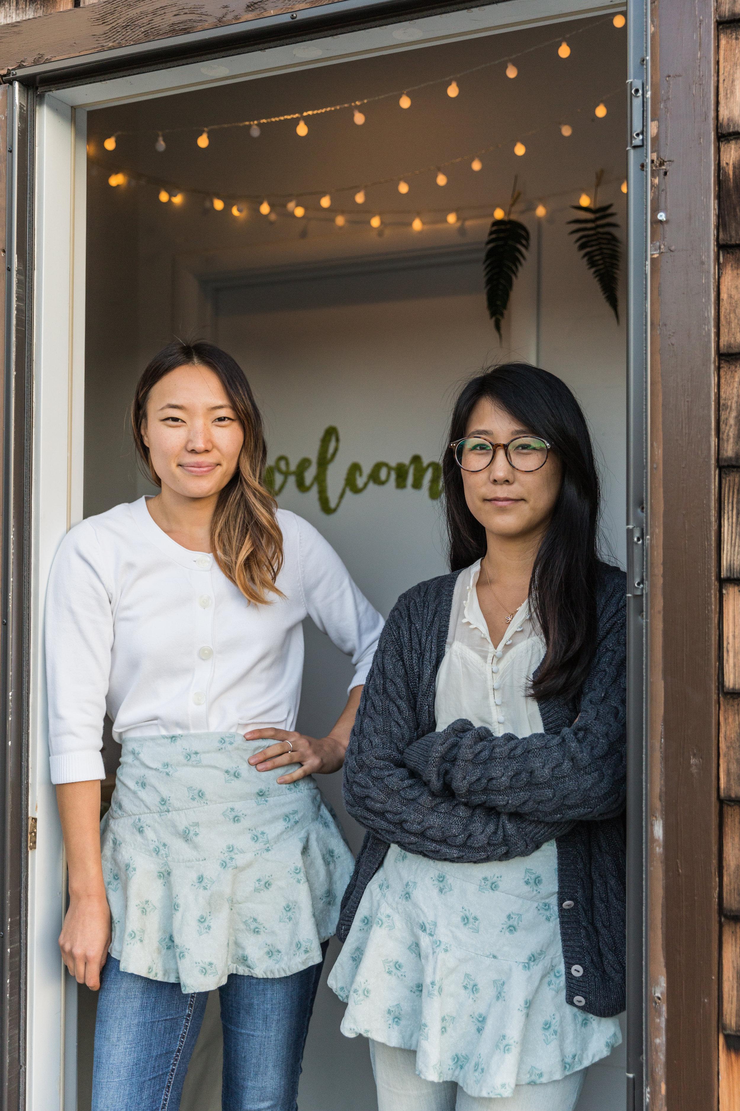 Yuri Kim & Sarah Lim, Fractal Flora