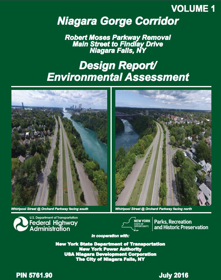Design Report/Environmental Assessment