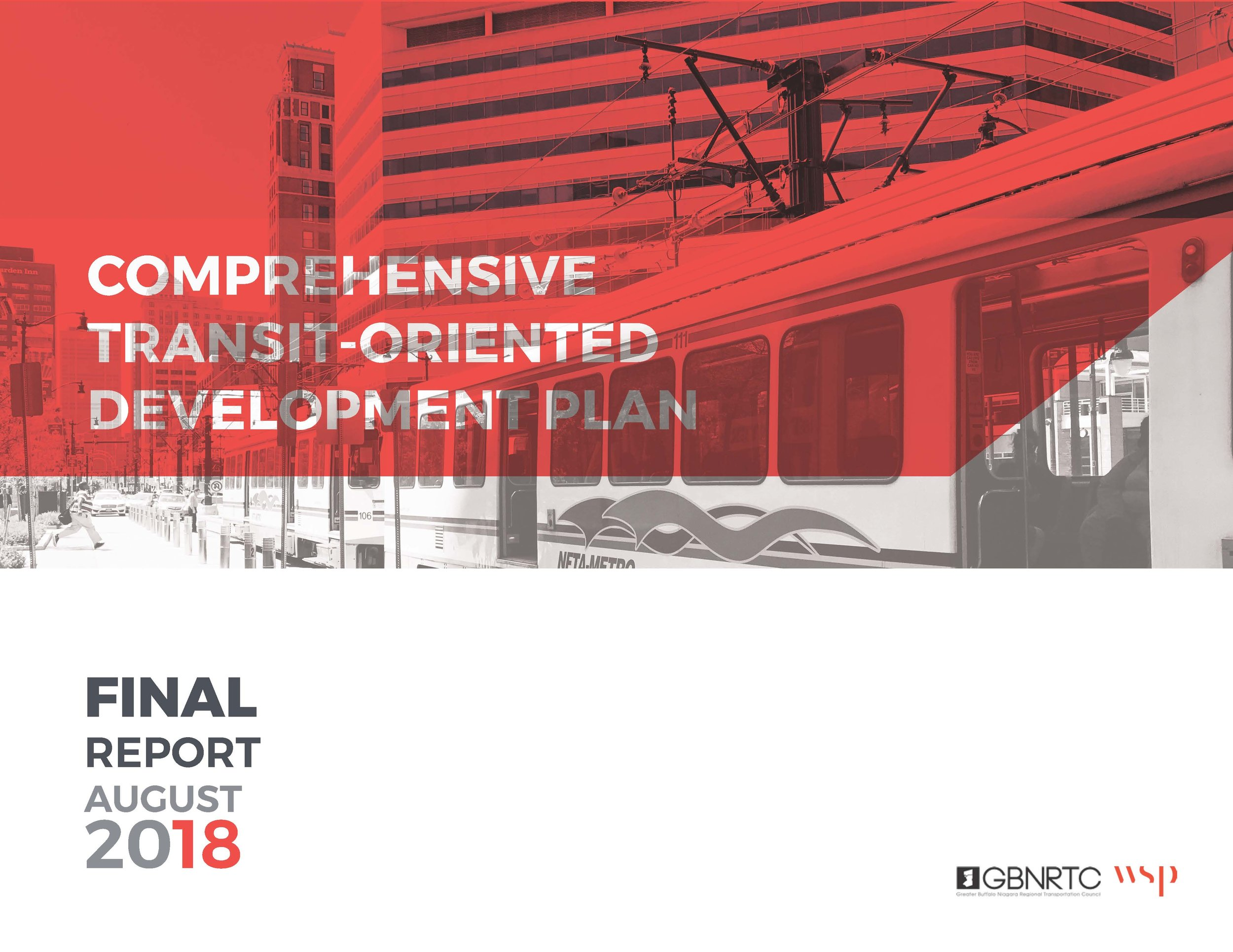 Comprehensive Transit-Oriented Development Plan - Final Report August 2018