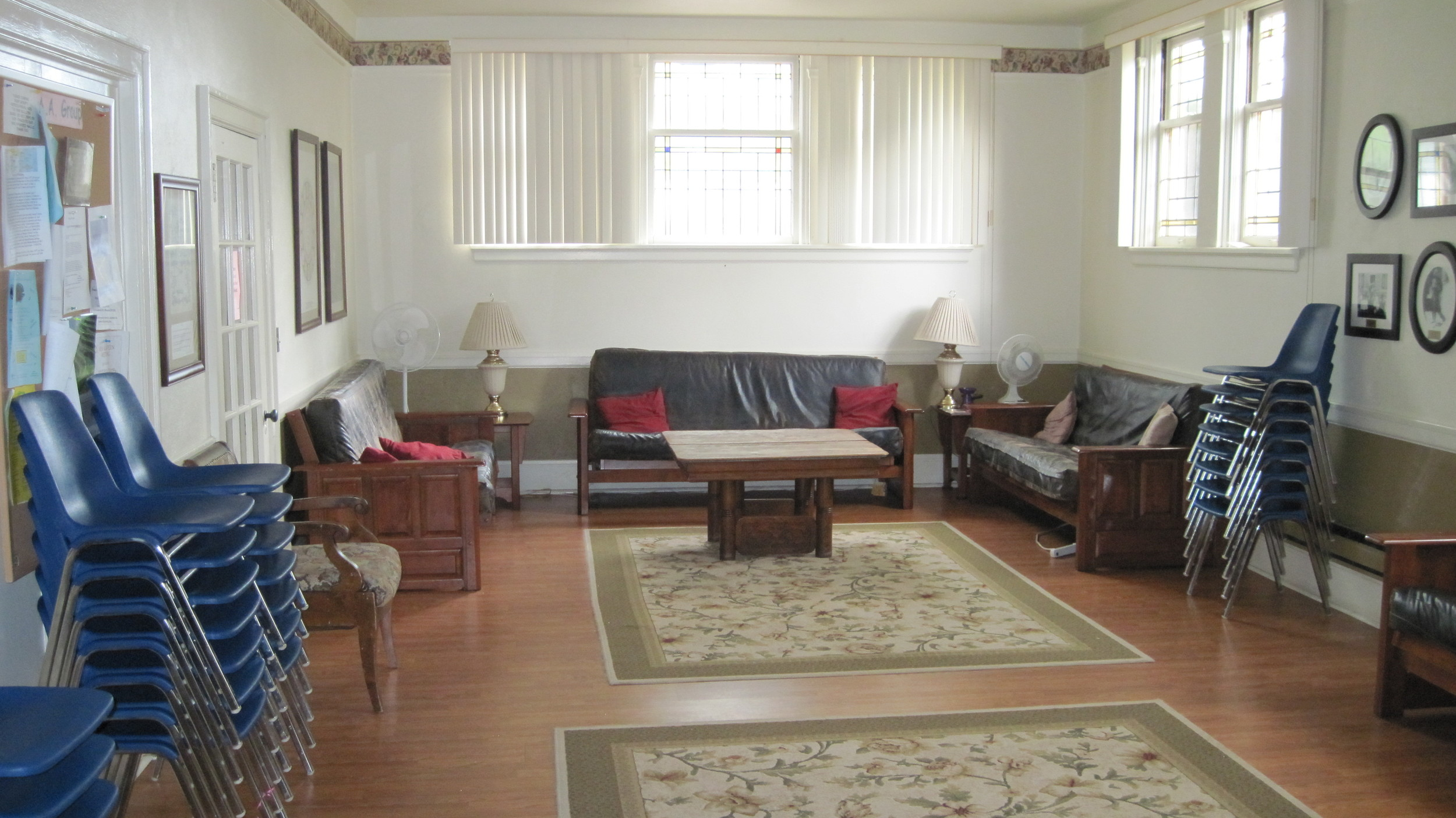 The Martha White Room