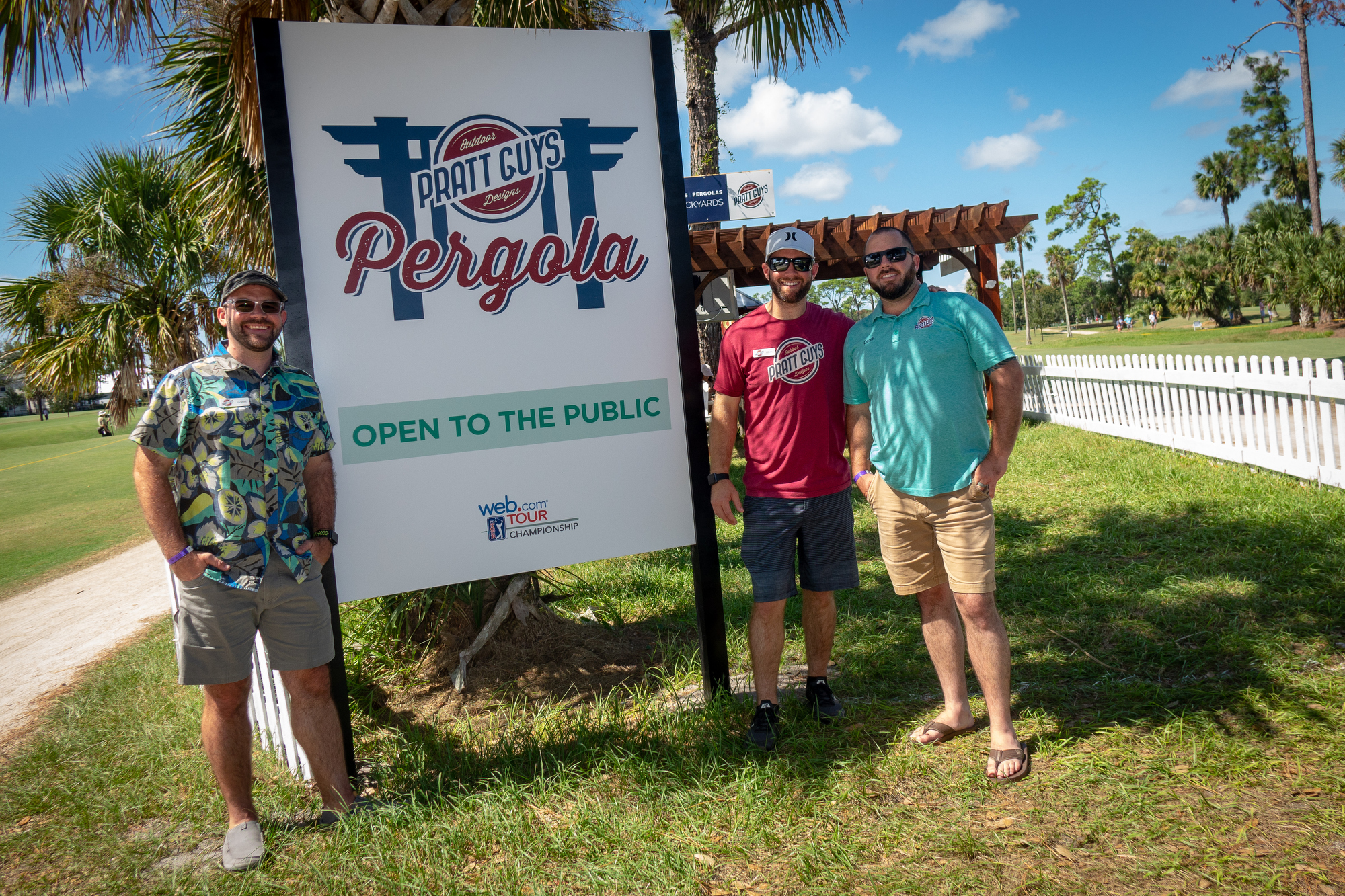 A scene from the Web.com Tour Championship, held at the Atlantic Beach Country Club September 20-23, 2018 - Photo owned by Pratt Guys - NOTE: Can ONLY be used online, digitally, TV and print WITH written permission from Pratt Guys. (PrattGuys.com)