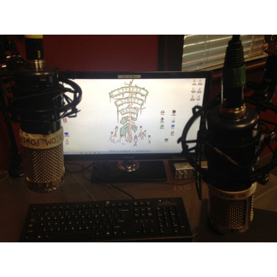 Podcast/Internet Radio Booth
