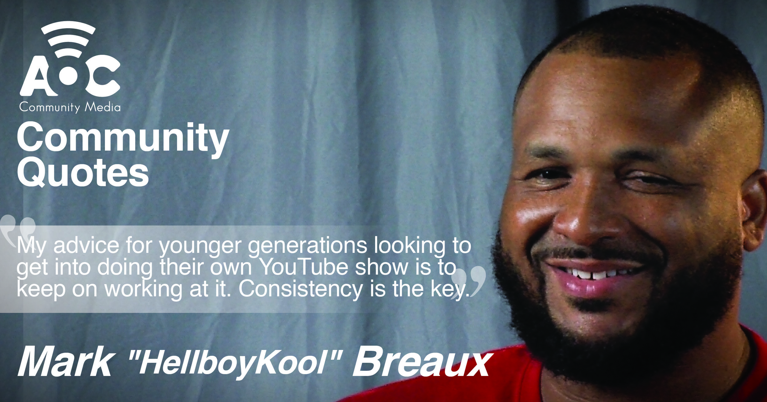 "Mark ""HellboyKool"" Breaux"