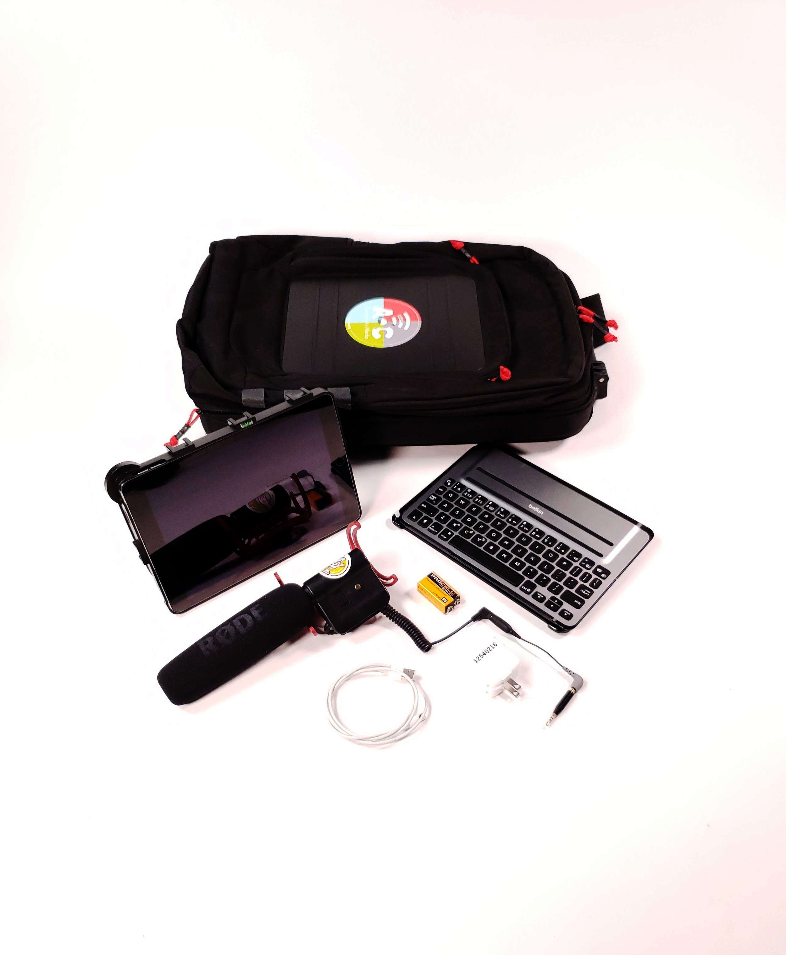 Backpack Media Kit