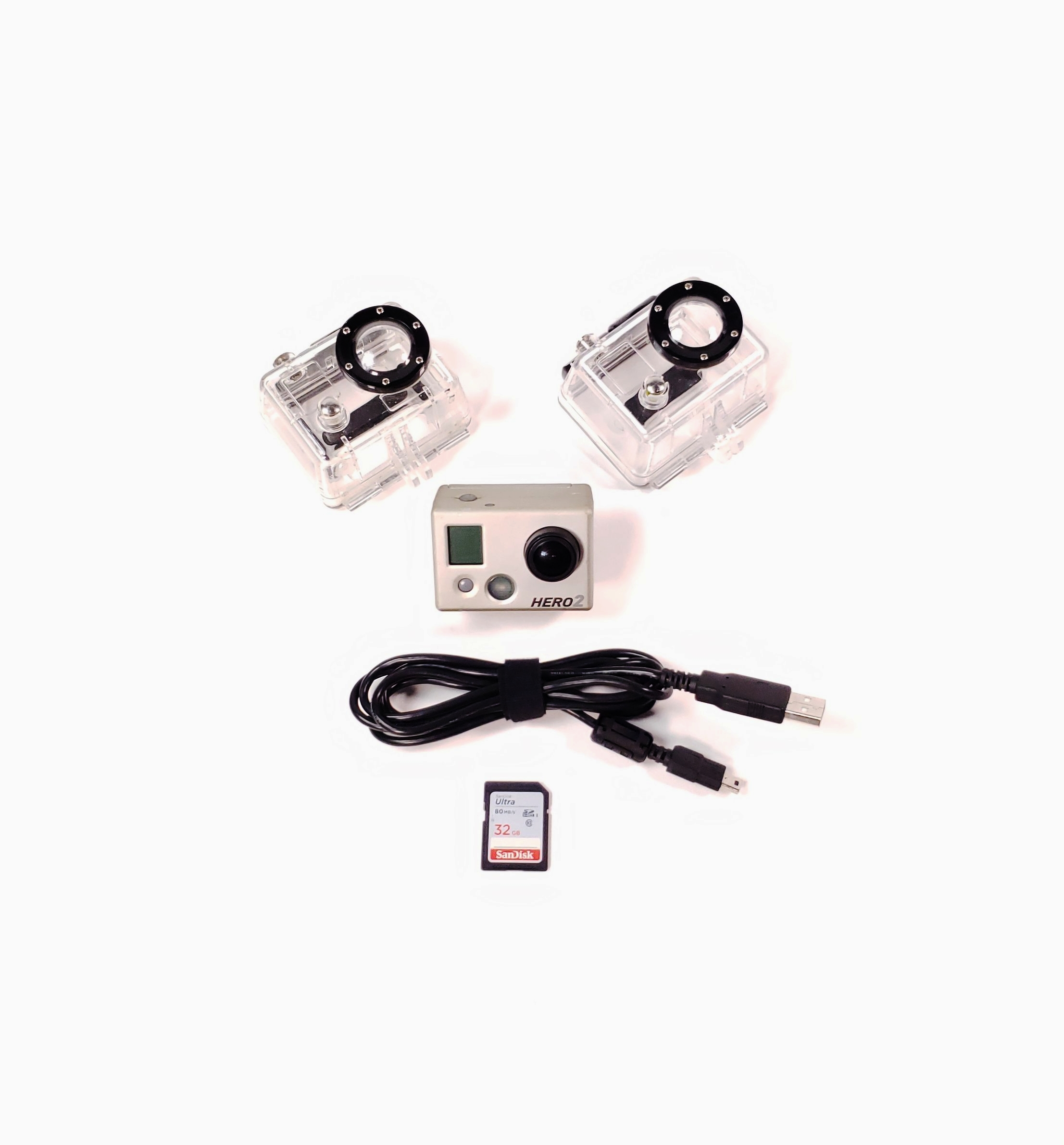 Gopro HERO2 Camera Kit
