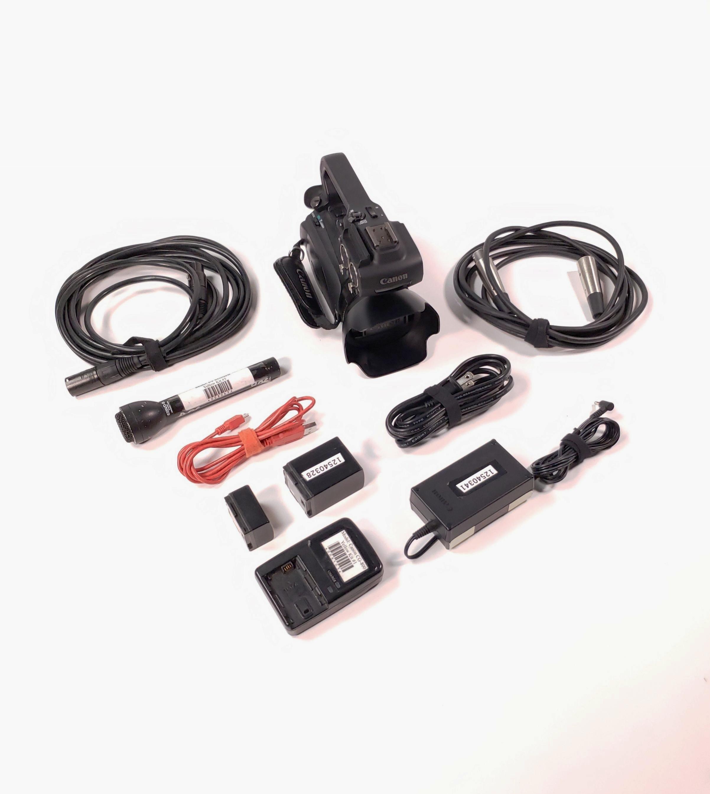 ORANGE Camera Kit