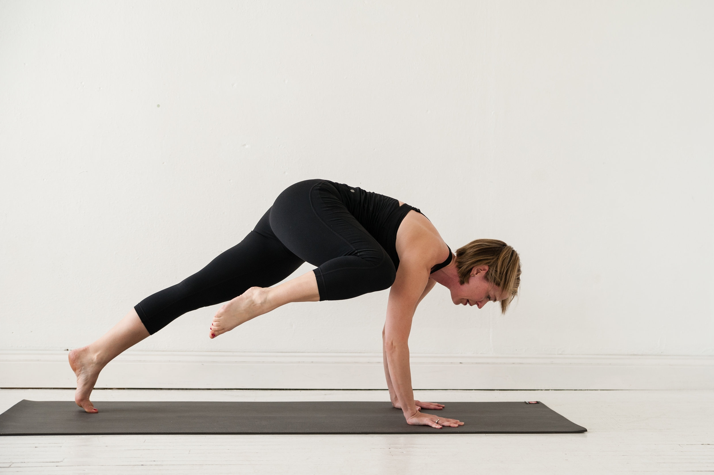 Crow Plank