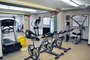 Killdeer Lodge Workout Facility - PTI Group