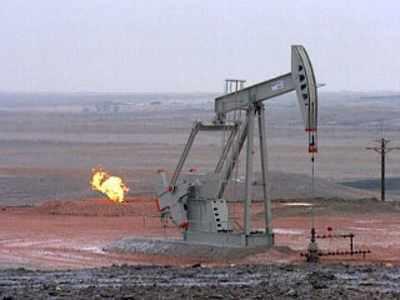 Bakken Oil Well