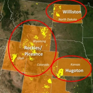 Occidental Bakken Acreage