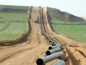 Bakken pipeline threatened