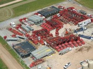 Frack Job - Halliburton