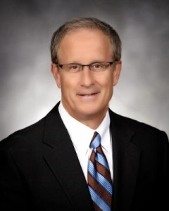 Continental President & COO Jack Stark