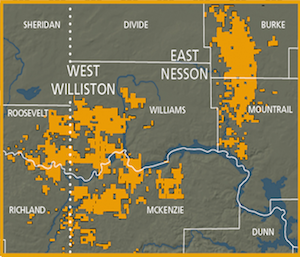 Oasis Petroleum in the Bakken