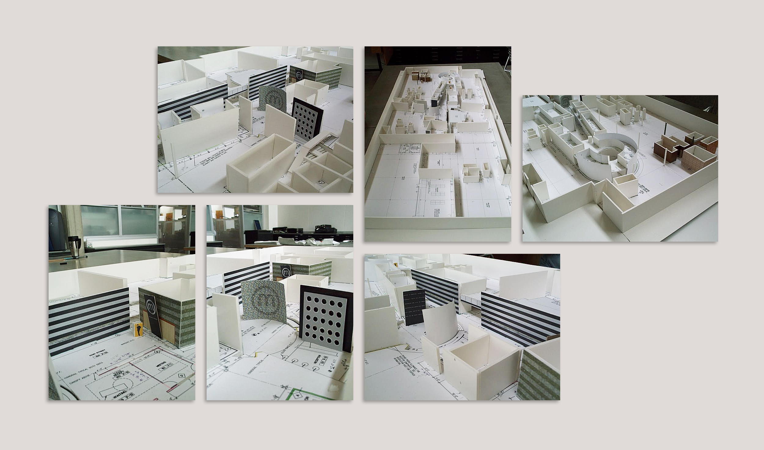 Built Model for Environmental Graphics Development