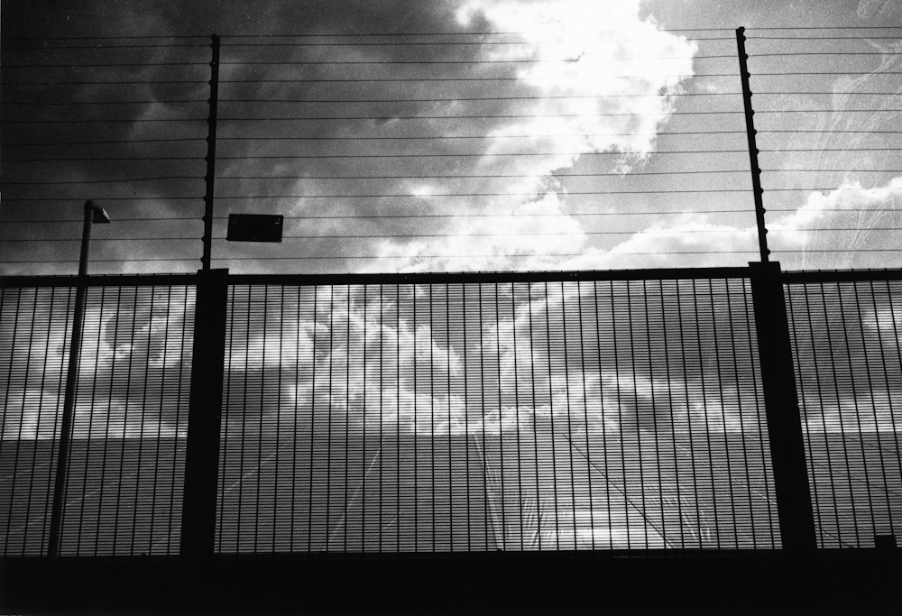 Oliver David Walk The Perimeter