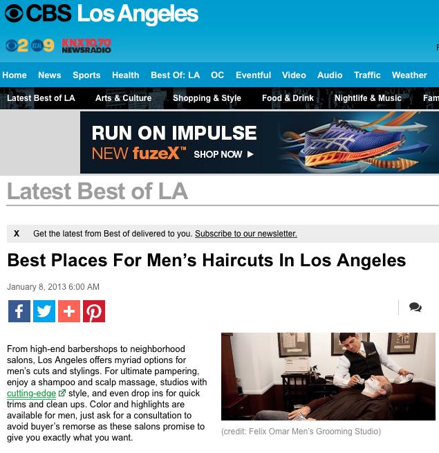 CBS Los Angeles