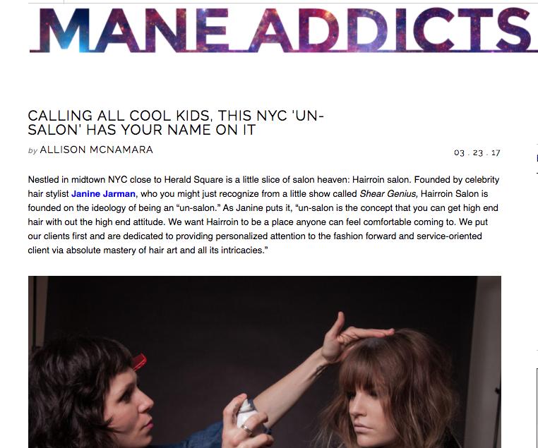 Mane Addicts