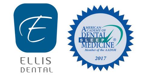 Dr. Holly Ellis is a member of the American Academy of Dental Sleep Medicine