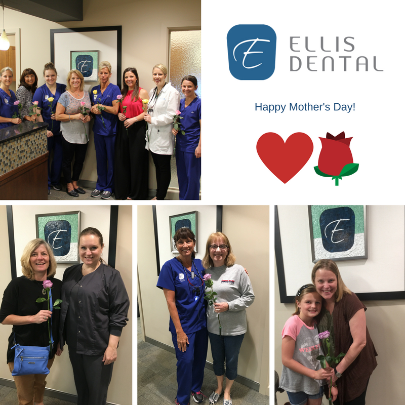 Mother's Day 2017 at Ellis Dental