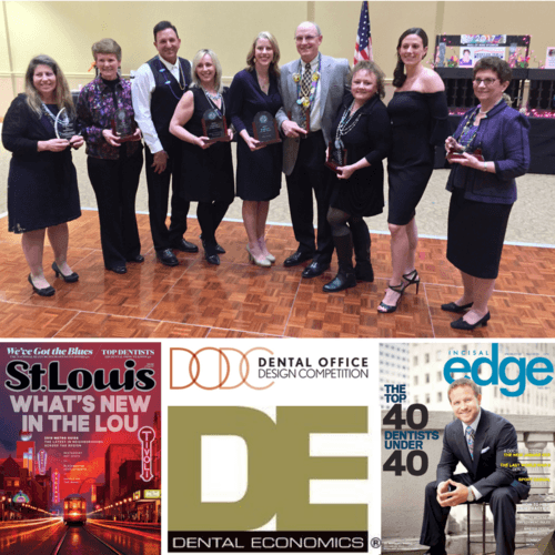 Ellis Dental Awards and Recognition