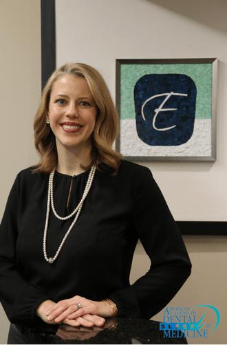 Dr. Holly Ellis, owner of Ellis Dental, is a member of the American Academy of Dental Sleep Medicine