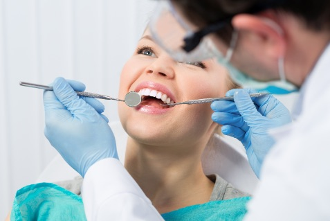 Treating Cavities at Ellis Dental