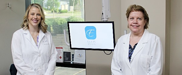 Dr. Holly Ellis and Dr. Linda Branham, Ellis Dental