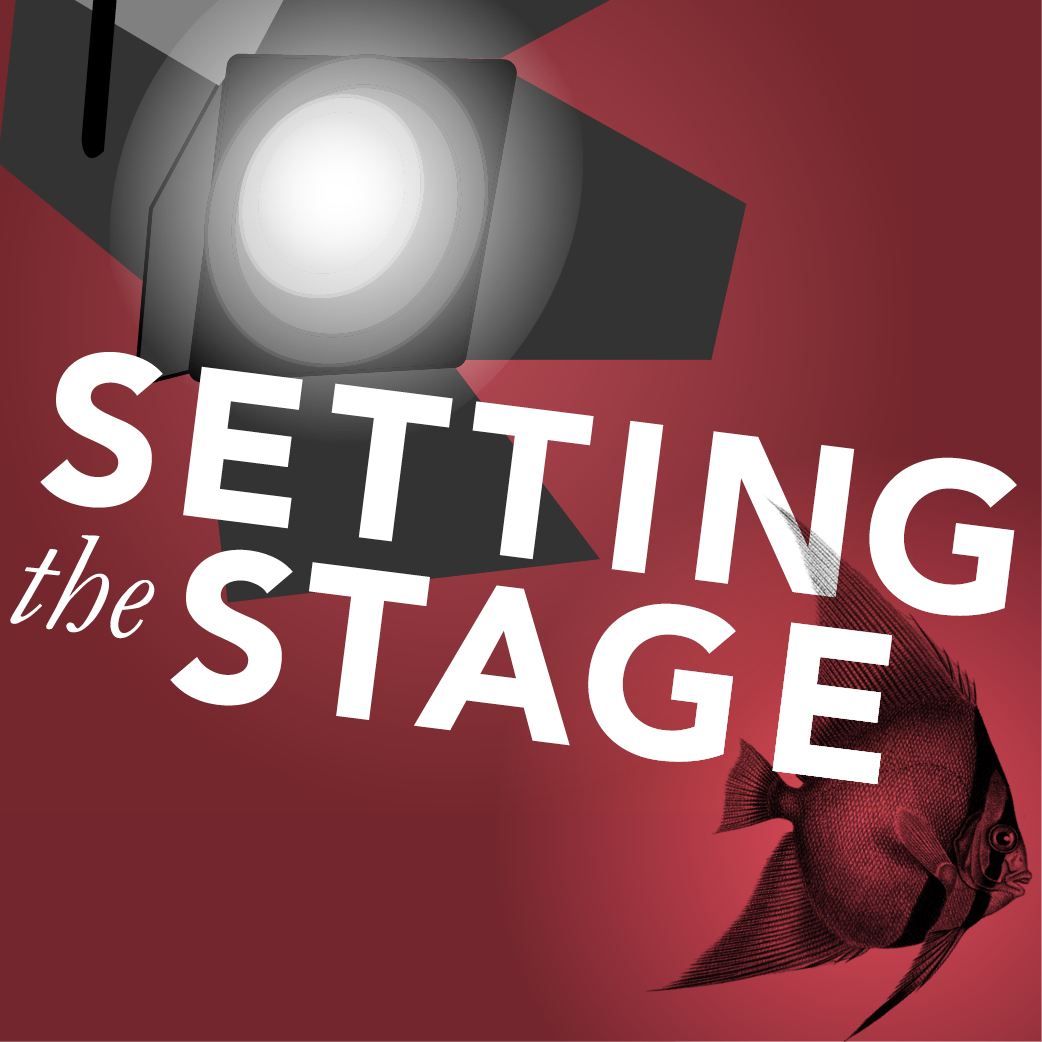 Setting the Stage - Setting the Stage is a four-part narrative podcast telling the true story of the Stage East theater in Eastport, Maine. It features interviews with members of the Eastport community and Cornerstone Theater Company.Find Setting the Stage here or in your podcast player of choice.