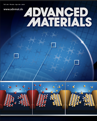 Wafer-scale selective growth of 2D TMDs.