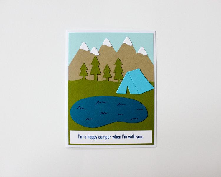 www.ohsofancyparty.com happy-camper-fathers-day-card