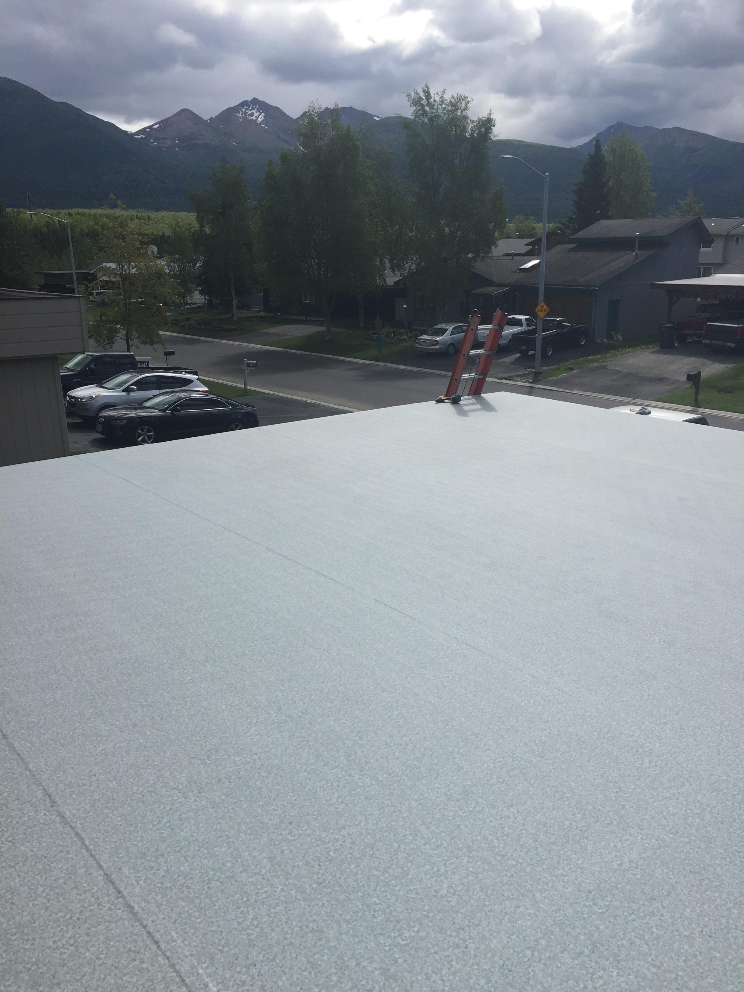 PVC Roofing Anchorage, AK