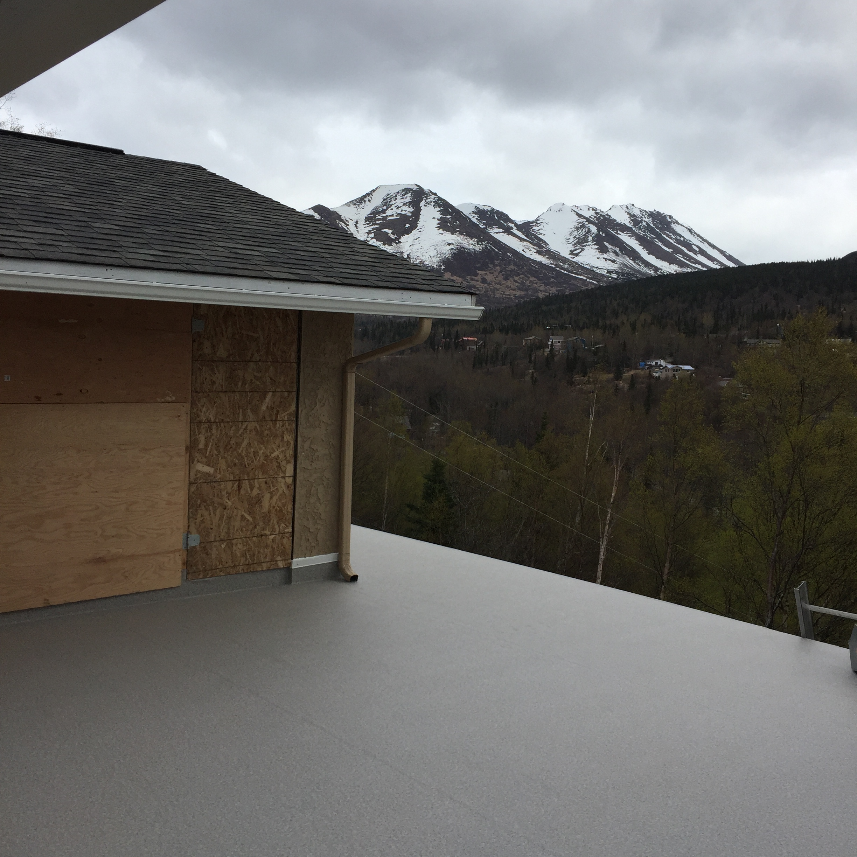 IB Deckshield PVC   Anchorage, AK