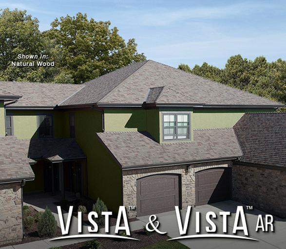 Malarkey Vista Shingles :: Anchorage Shingle Roofing
