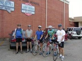 Club Ride at Central Heights (2004)