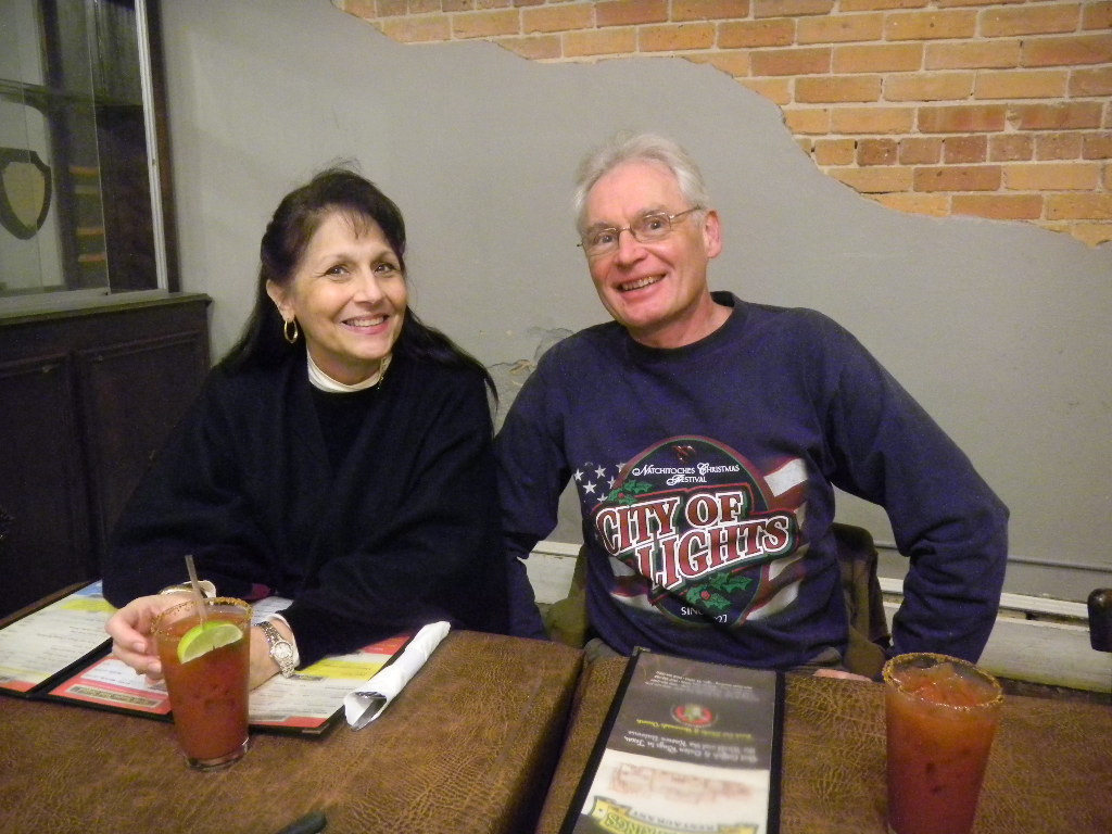 Mary and Bill Vermeulen
