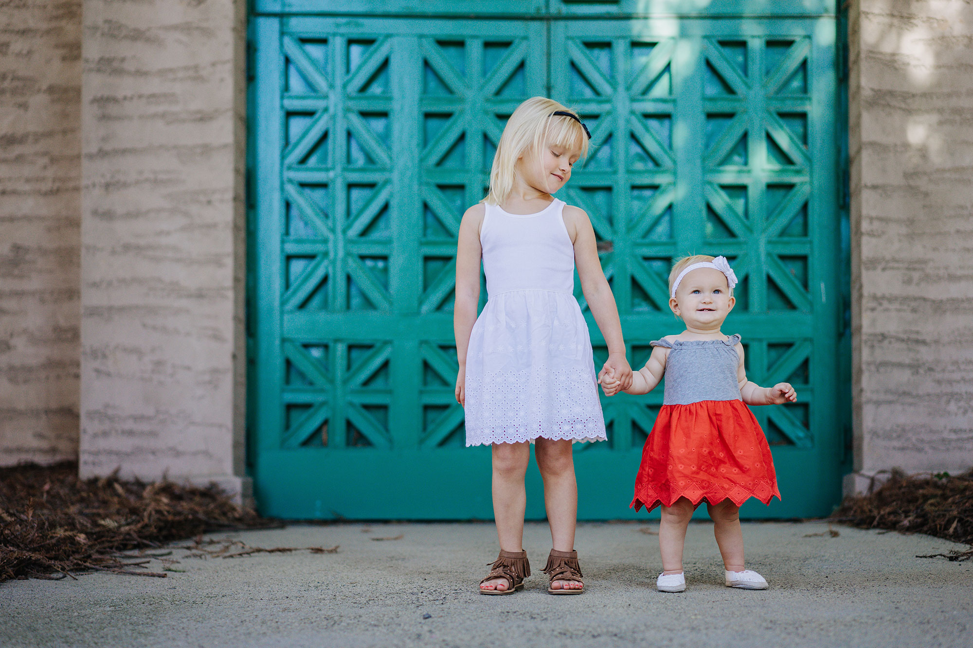 Happy birthday, Addison and Sienna!