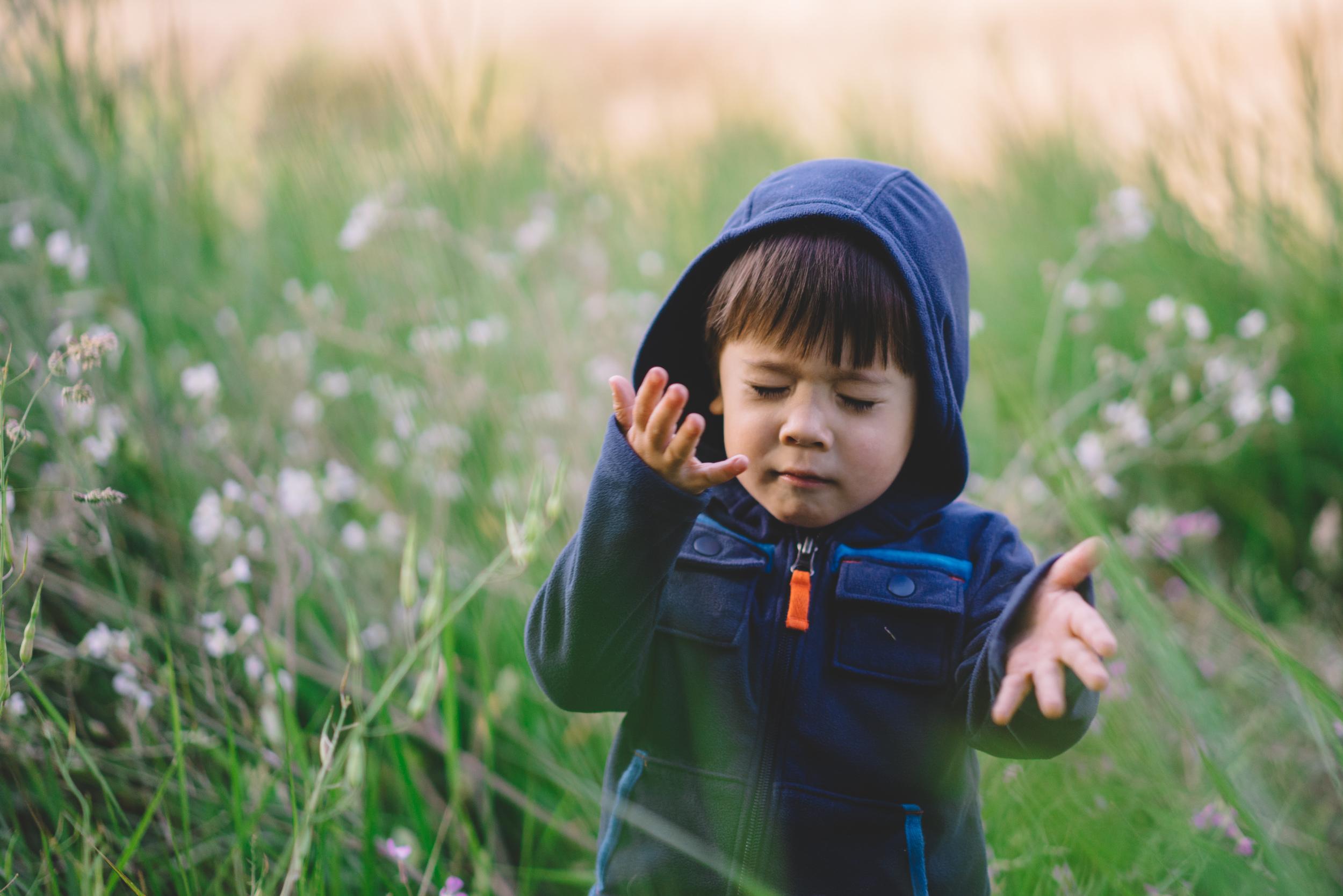 My son, Noah's general feelings