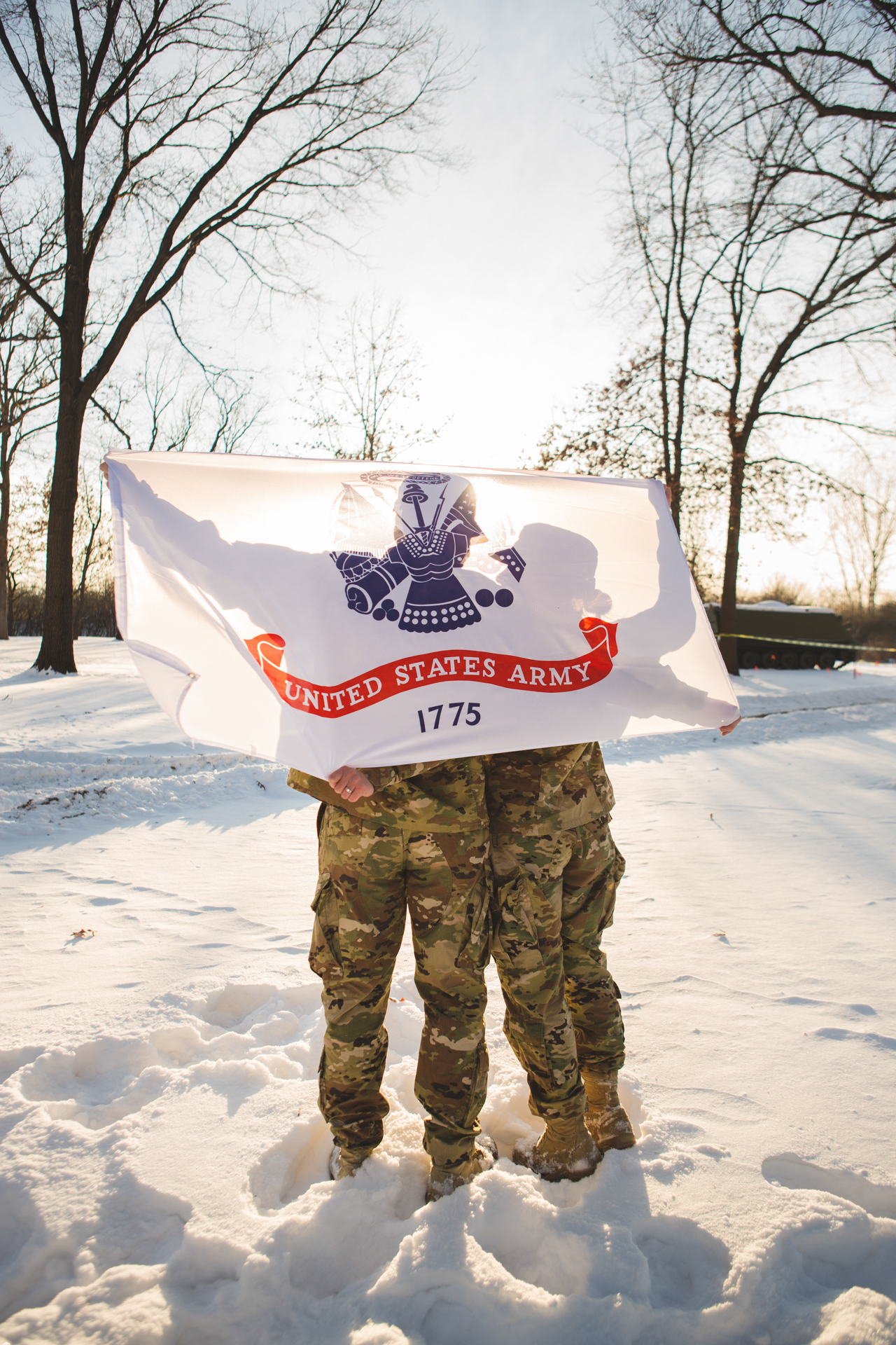 military engagement pictures cantigny wheaton illinois army national guard winter christmas snow batavia riverwalk riverfront-23.jpg