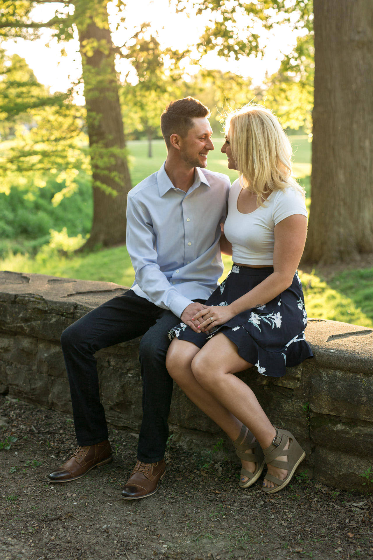 The Faits Peoria Bloomington Normal Central Illinois Unique Wedding Photographers Photographer Engagement Photography Uptown Normal Engagement Volleyball engagement-14.jpg