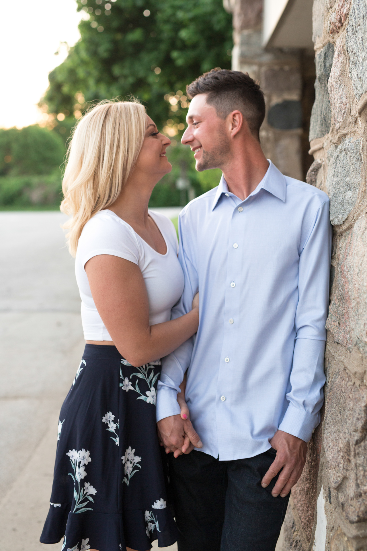 The Faits Peoria Bloomington Normal Central Illinois Unique Wedding Photographers Photographer Engagement Photography Uptown Normal Engagement Volleyball engagement-25.jpg