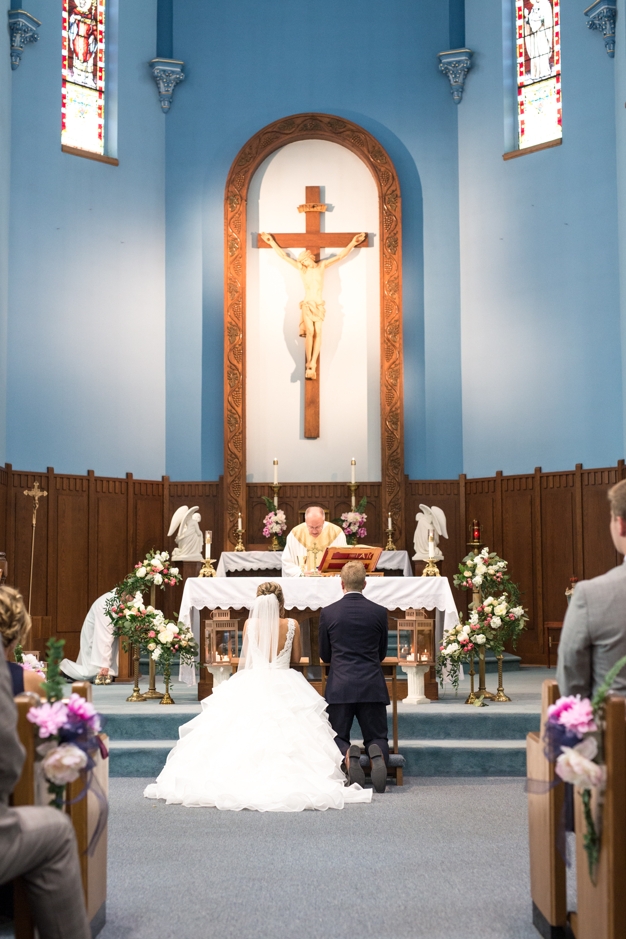 St. Patrick Catholic Church Minonk Packard Plaza Peoria Bloomington Normal Illinois Wedding Photographer Photographers Peoria Riverfront-21.jpg