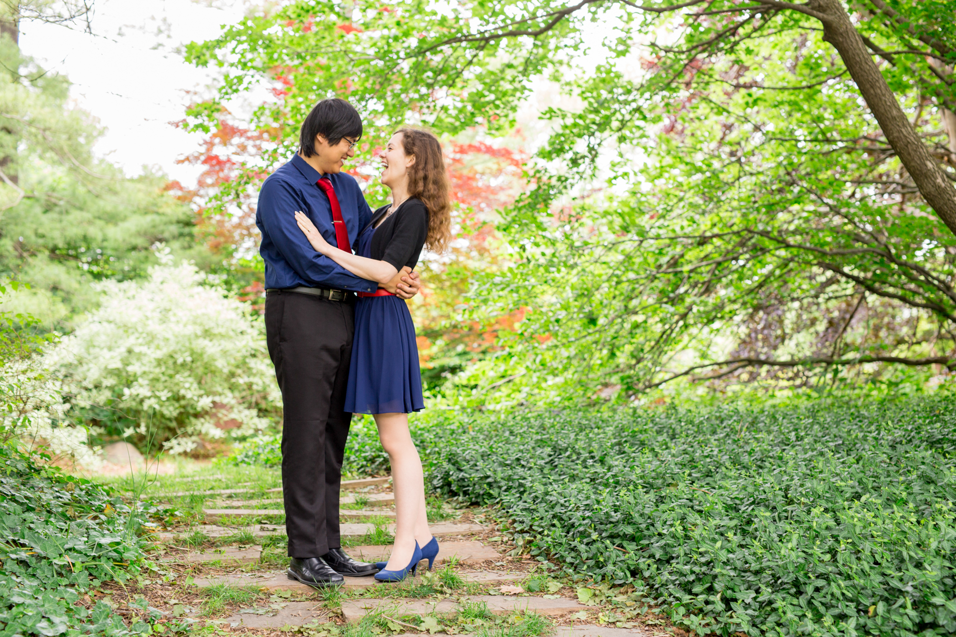 luthy botanical gardens greenhouse engagement biracial couple peoria centrail illinois wedding photographer photographers bloomington normal illinois valley lasalle peru ottawa-4.jpg