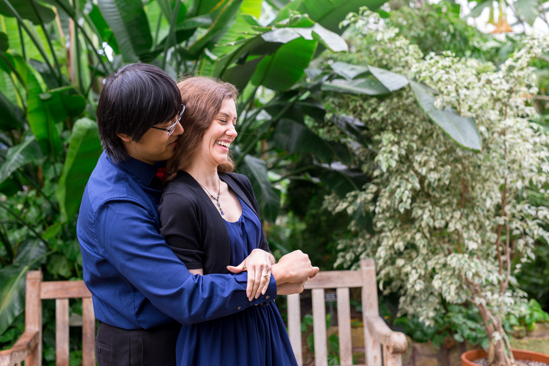 luthy botanical gardens greenhouse engagement biracial couple peoria centrail illinois wedding photographer photographers bloomington normal illinois valley lasalle peru ottawa-21.jpg