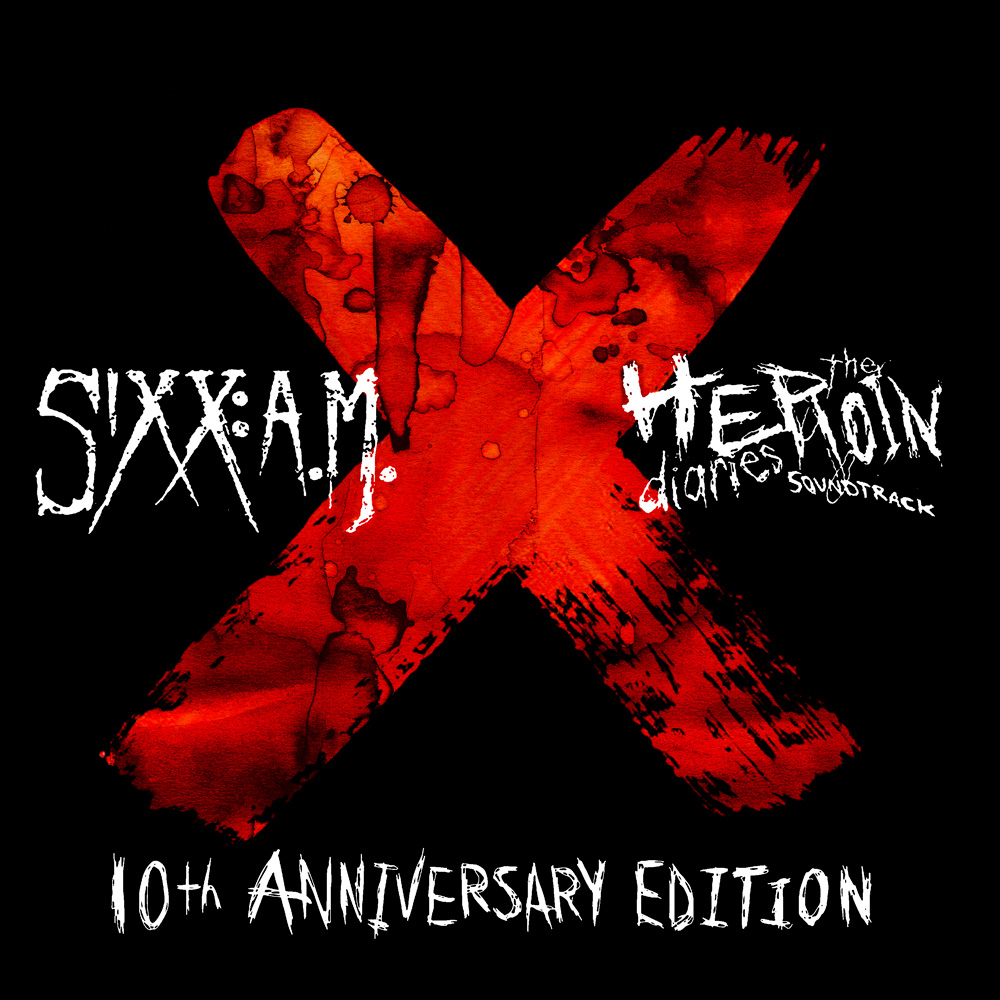 "The Heroin Diaries Soundtrack: 10th Anniversary Edition    by SIXX:A.M.   Featuring 3 Newly Reimagined 2017 Tracks Including #1 hit ""Life Is Beautiful 2017"" Digital LP, CD & CD / DVD, Out October 27th via Eleven Seven Music + Soon Avail For The First Time As Deluxe Limited Edition Vinyl & Audio Book"